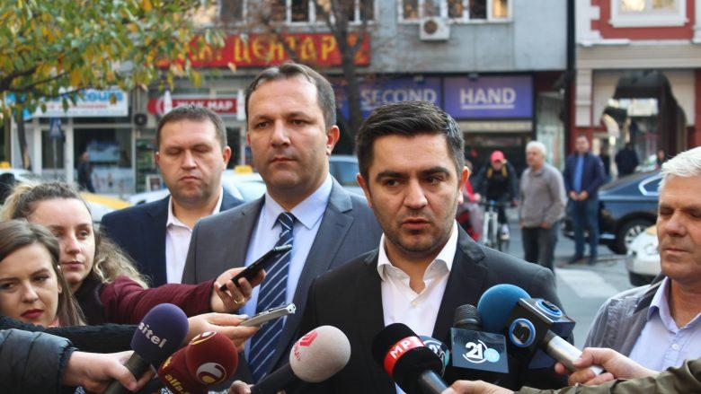 Spasovski: Respektojmë kërkesat e taksistëve