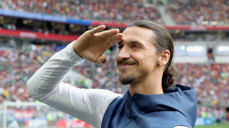 Zlatan Ibrahimovic  (Foto: Alexander Hassenstein/Getty Images/Guliver)