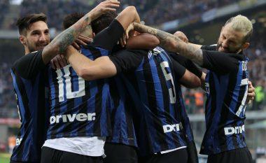 Interi shkatërron Genoan, merr fitoren e shtatë radhazi në Serie A