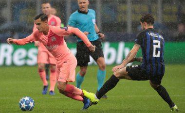 Interi dhe Barca luajnë baras në Meazza