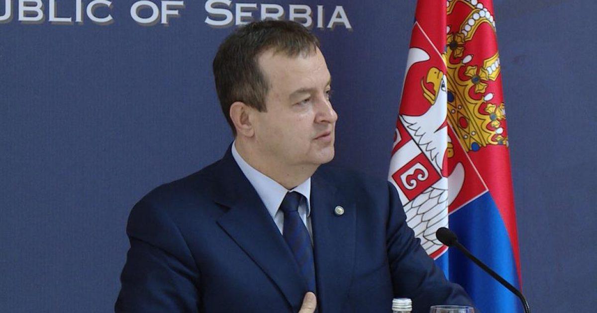 Daçiq: Ndërkombëtarët po na bëjnë presion rreth njohjeve të Kosovës