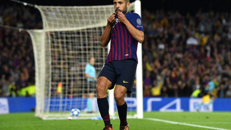 Jordi Alba (Foto: David Ramos/Getty Images/Guliver)