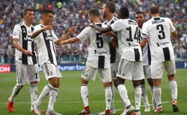 Formacioni më i mirë në 12-të javët e para në Serie A, dominon Juve