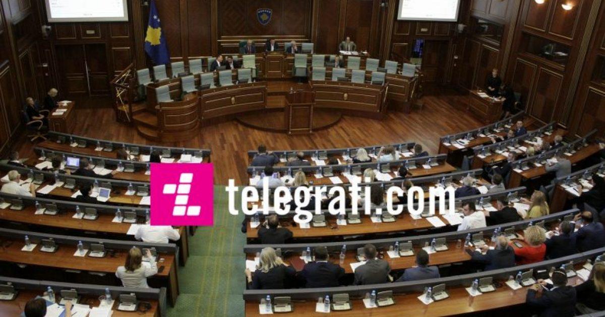Kuvendi miraton Projektligjin për statusin e punëtorëve të arsimit gjatë viteve 90-ta