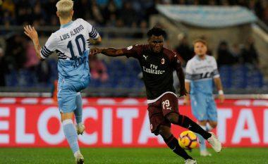 Nuk ka fitues në Olimpico, Milani dhe Lazio ndahen në paqe në derbin e javës në Serie A