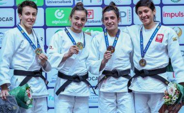 Majlinda Kelmendi i kthehet medaljeve të arta, triumfon në Grand Prixin 'Tashkent 2018'