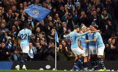 City vazhdon si lider dhe i pamposhtur në Ligën Premier, triumfon në derbi ndaj Unitedit