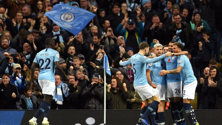 Man City (Foto: Mike Hewitt/Getty Images/Guliver)