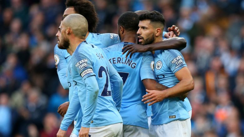 Man City (Foto: Alex Livesey/Getty Images/Guliver)
