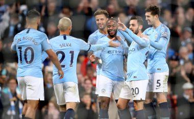 Man City vazhdon dominimin, fiton me goleadë ndaj Southamptonit para derbit me Unitedin