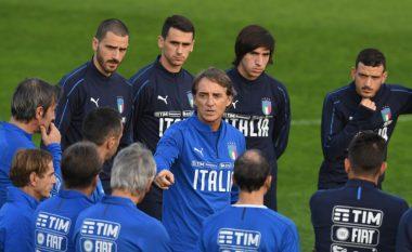 Mancini flet për lënien jashtë listës të Balotellit e Belottit dhe ftesën për Tonalin, Sensin e Grifon