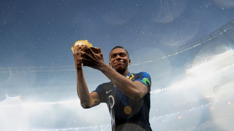 Mbappe shpreson ta fitojë Topin e Artë: Kam bërë gjithçka çfarë munda në vitin e fundit
