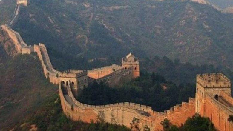 Legjendat dhe të vërtetat për Murin Kinez