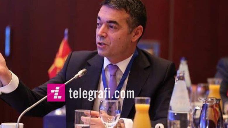 Dimitrov: Maqedonia e ka pasur dëmin më të madh nga moszgjidhja e kontestit të emrit