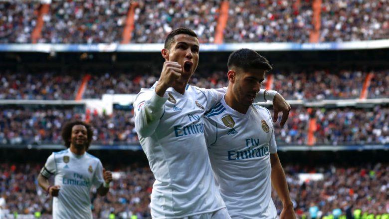 Asensio kërkon t'i bashkohet Ronaldos te Juventusi