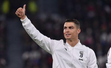 Ronaldo në histori të Juventusit, thyen rekordin 50 vjeçar