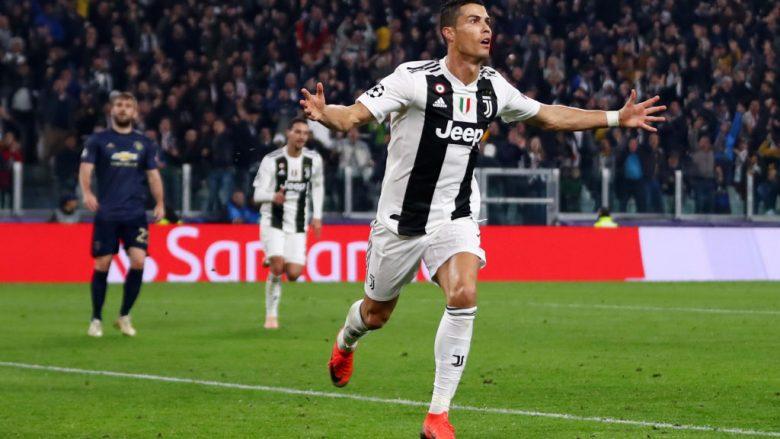 Goli i Ronaldos zgjidhet më i mirë i javës në Ligën e Kampionëve