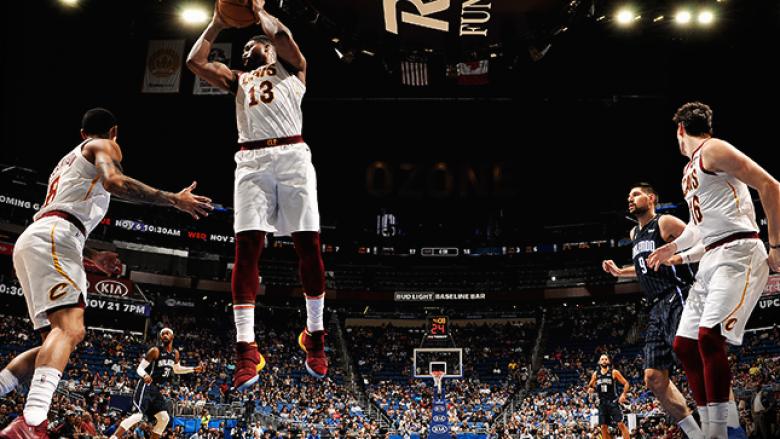 Magic i shkakton humbjen e nëntë Cavaliers