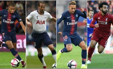 Këta janë 15 lojtarët më të shtrenjtë në botë – Mbappe më i shtrenjti, sulmuesit sundojnë