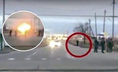 Zbulohet mesazhi që ka lënë kamikazja që hodhi veten në erë, në një postbllok në Çeçeni (Foto/Video,+18)