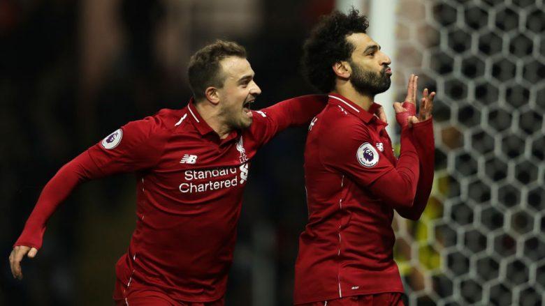 Liverpooli fiton me lehtësi në udhëtim te Watfordi
