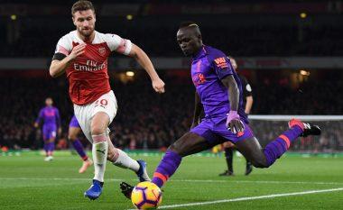Liverpoolit i mjafton barazimi ndaj Arsenalit për të marrë lidershipin në Ligën Premier