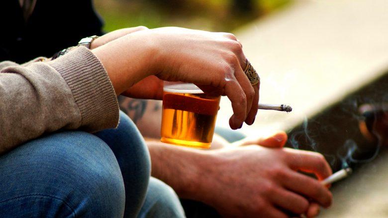 Alkooli dhe cigarja më të këqija se droga