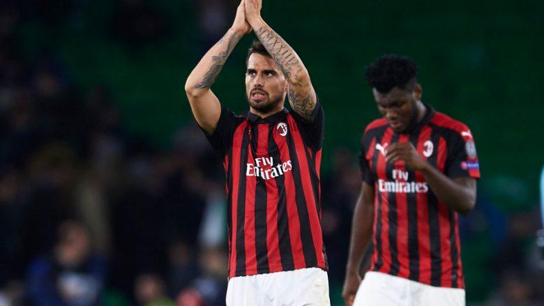 Suso i lumtur te Milani, por i pëlqejnë zërat që e lidhin me Realin