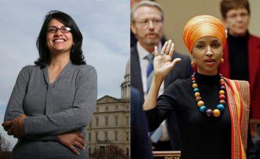 Njëra erdhi nga Palestina, tjetra nga Somalia – kush janë dy gratë e para myslimane të zgjedhura në Kongresin amerikan