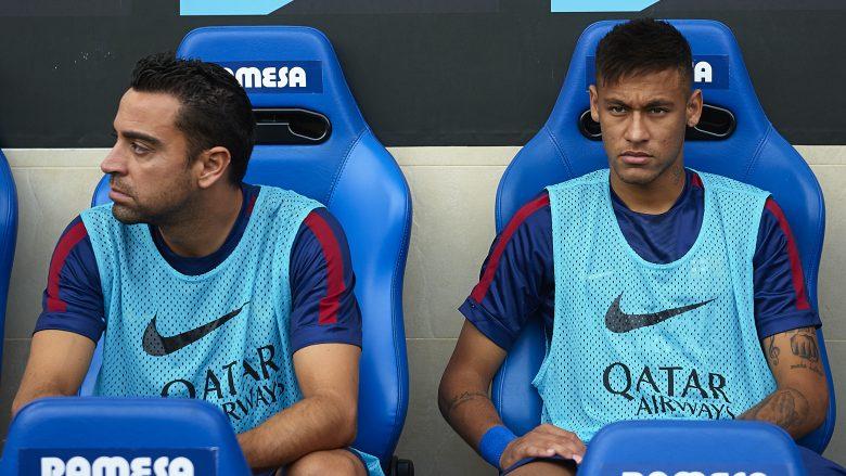 Xavi: Nuk e shoh Neymarin të rikthyer te Barcelona