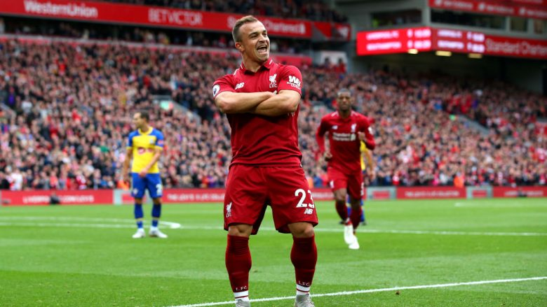 Xherdan Shaqiri (Foto: Alex Livesey/Getty Images/Guliver)