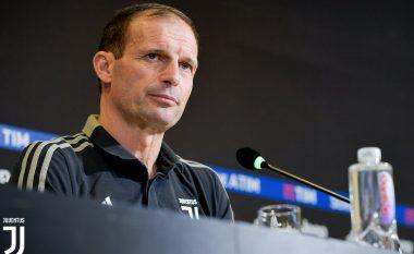 Allegri: Gara për titull nuk mbyllet as pas ndeshjes me Interin, do të jetë një ndeshje emocionale, teknike dhe taktike