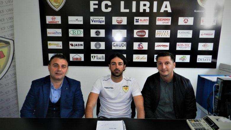 Zyrtare: Liria prezanton trajnerin e ri italian, Alberto Vincenzo Anesse