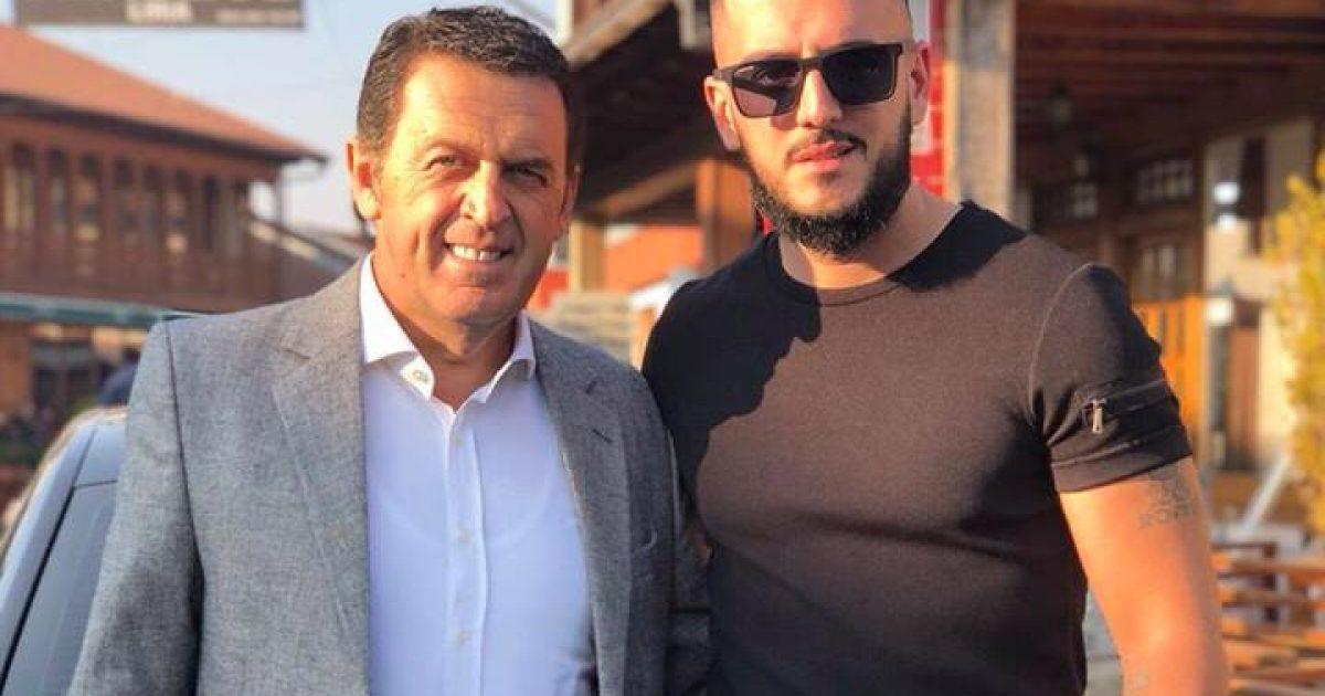 """Gold Ag duet me Xenin për këngën """"Jam Gjakova"""""""