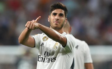 Asensio dëshiron të ndihet më i rëndësishëm te Reali