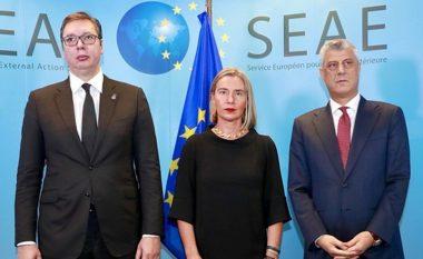 Përfundon pa ndonjë marrëveshje takimi Thaçi - Vuçiq