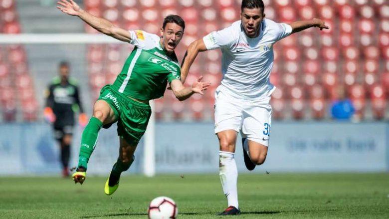 Kosova fton Mirlind Kryeziun për dy ndeshjet e radhës