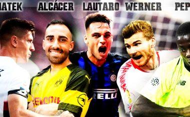 Pesë sulmuesit që mund ta zëvendësojnë Suarezin te Barcelona