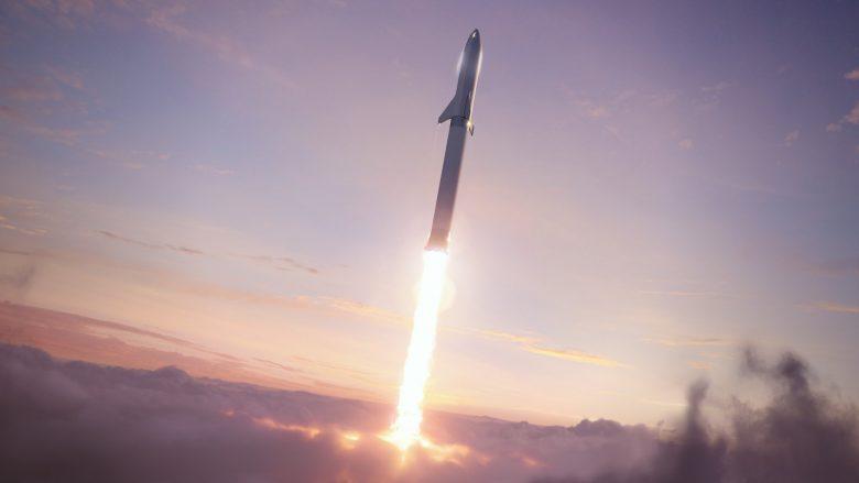 Elon Musk po ndërton një raketë gjigande për në planetin Mars