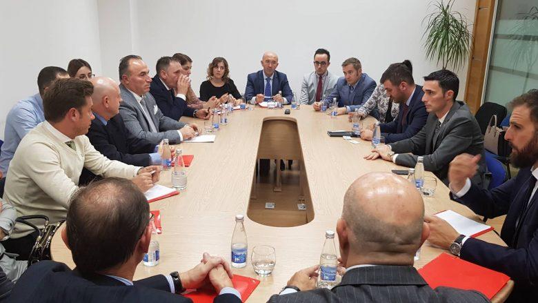 MTI-ja pret investime dhe reflektim politik nga Spanja