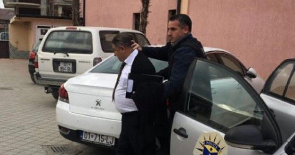 Burdushi tenton të vetëvritet në Qendrën e Paraburgimit në Prizren