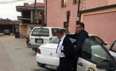 Burdushi flet nga qendra e ndalimit, falënderon policinë për trajtim korrekt
