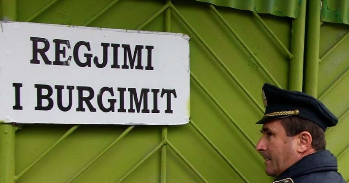 Droga kapërcen vjedhjet si shkak për burgosjen e shqiptarëve
