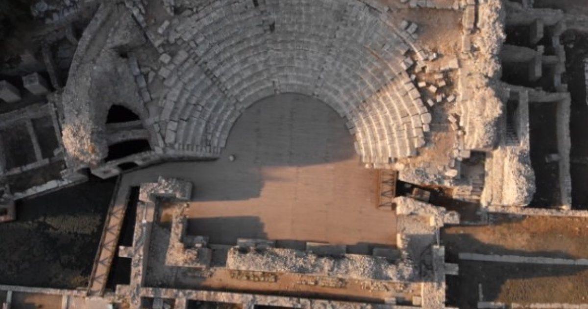 """""""National Geographic"""": Butrinti, qyteti i dëshiruar antik (Video)"""