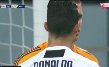 CR7 e këshilloi Szczesny para pritjes së penalltisë së Higuainit