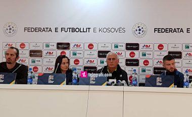 Challandes: Ndeshja vendimtare, luajmë për fitore edhe pse Azerbajxhani është favorit