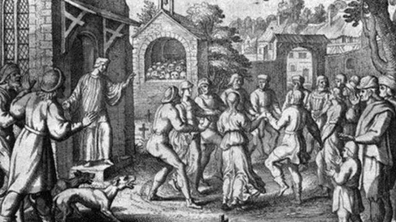 """""""Vallja e vdekjes"""": Misteri i Evropës mesjetare, të prekur nga epidemia e murtajës"""