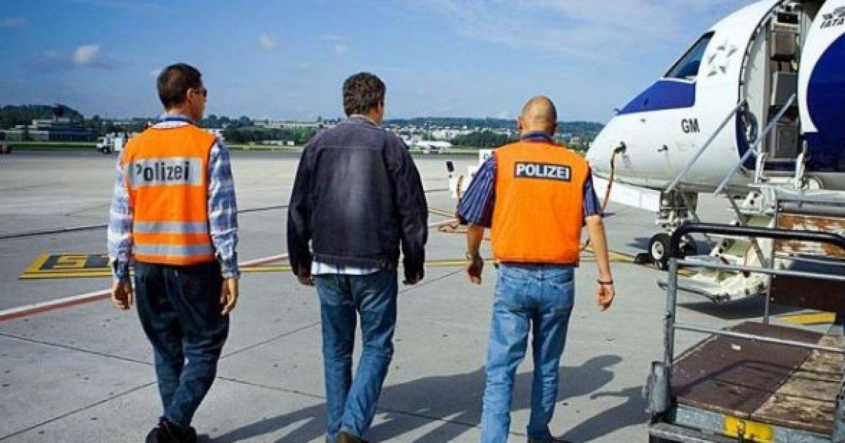 Zvicra e dëboi, por kosovari shkoi prapë ilegalisht vetëm për t'ia uruar ditëlindjen djalit