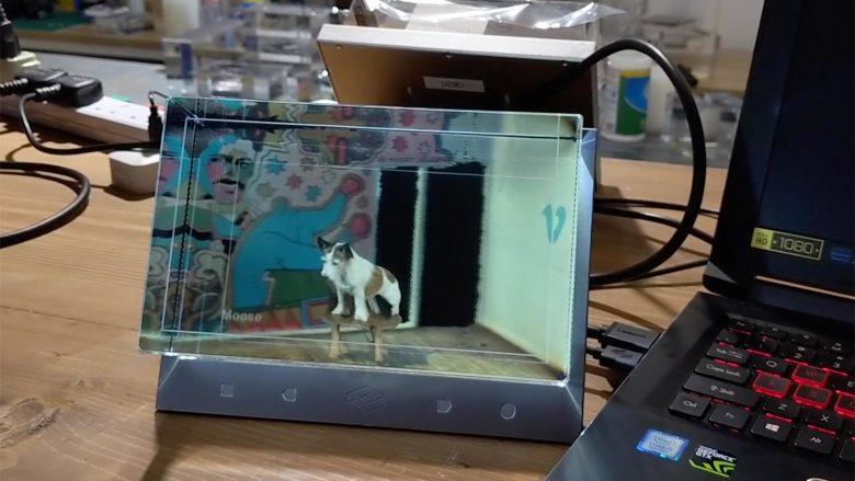 Vimeo lanson kanalin për video holografike