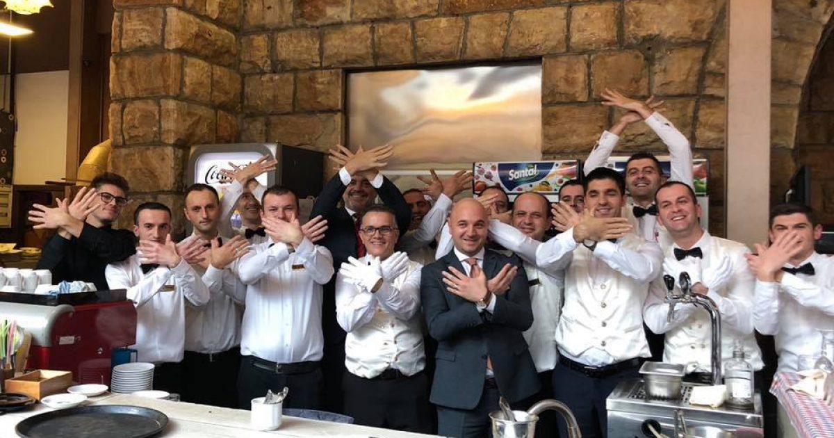 Edi Rama përmend nikoqirët e takimit të dy qeverive: Faleminderit stafit të Hotel Dukagjini për mikpritjen